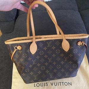 1150$ Louis Vuitton Neverfull PM